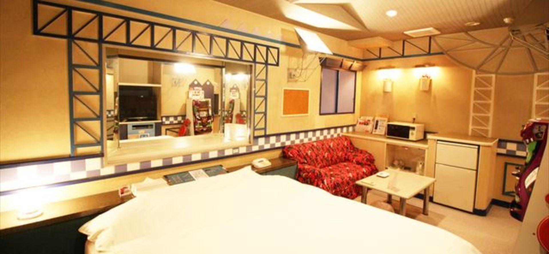 福岡八女 HOTEL WOW ホテルワオ八女2